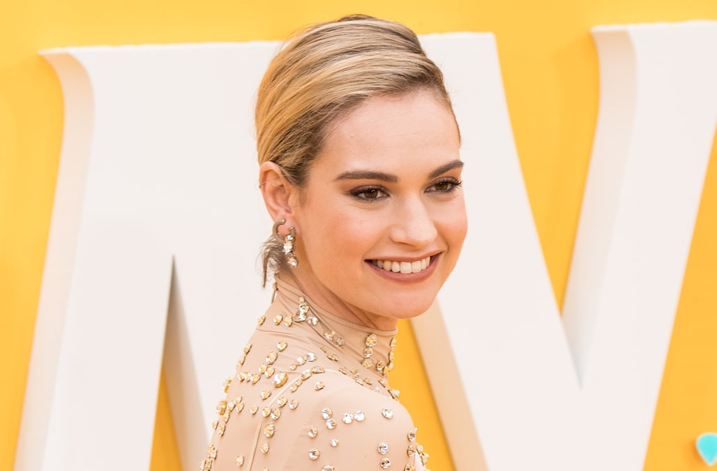 Yesterday Lily James Found One Particular Scene Stressful