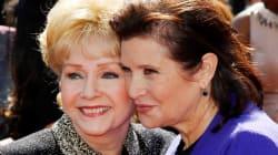 Debbie Reynolds Remembers Her Daughter In Heartbreaking