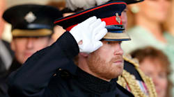 Prince Harry Says Time In Afghanistan Help Him Cope With Diana's