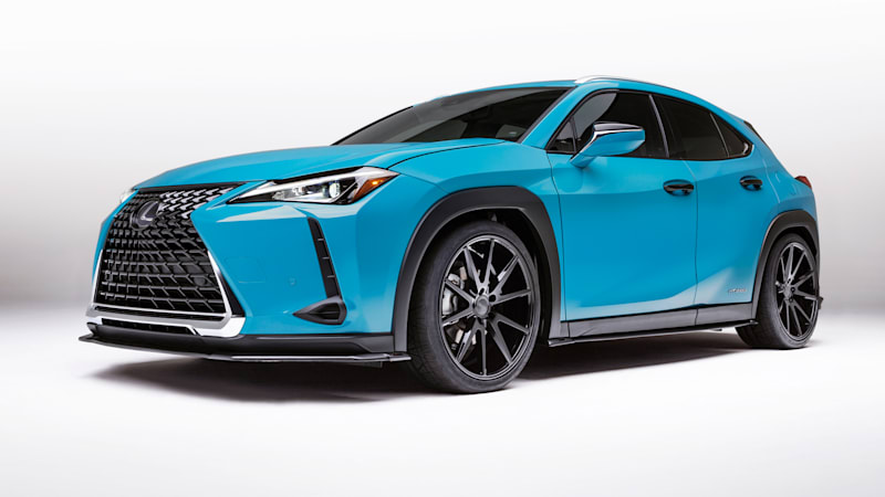 Lexus Electric Car >> Lexus Trademark Ux300e Could Signal Future Electric
