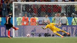 La Croatie élimine le Danemark après une séance de tirs aux but riche en