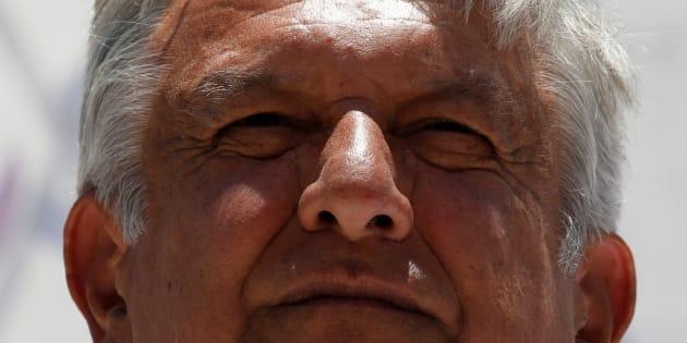 Andrés Manuel López Obrador se ha posicionado con una franca ventaja en un primer puesto.