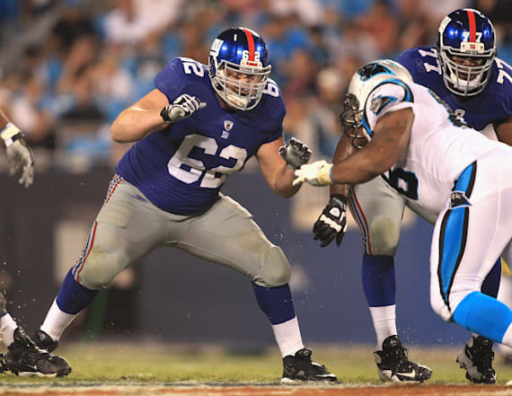 Ex-New York Giants player dies of heat stroke at 32