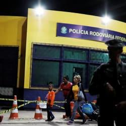 Le Brésil envoie des troupes à la frontière vénézuélienne après des
