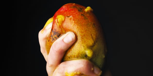 Mangoes are caught in the middle of an international dispute.