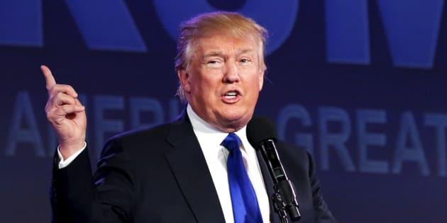 Trump organise déjà sa 1ère collecte de fonds pour sa réélection (dans un hôtel Trump, tant qu'à faire)