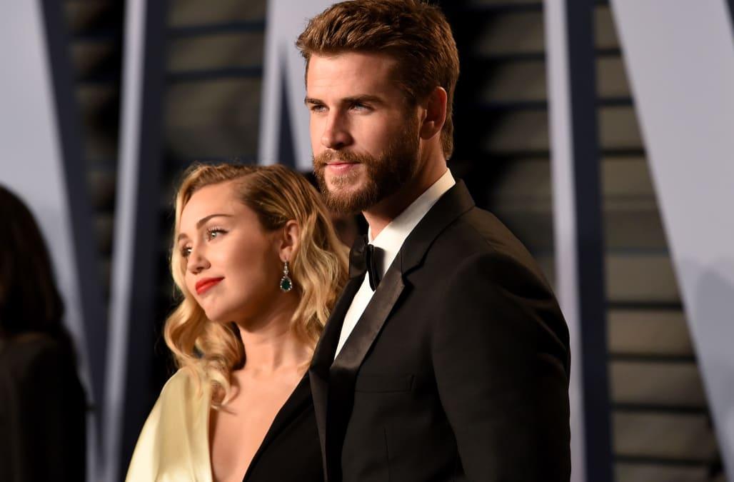 Did Miley Cyrus And Liam Hemsworth Secretly Get Married Aol