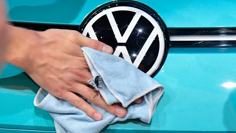Volkswagen doesn't expect electric cars to hurt profit margins