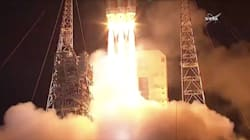 Liftoff! NASA Launches Parker Solar Probe To 'Touch The