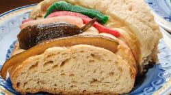 Para tu primer gusto del año, ¡sí es posible comer rosca de Reyes