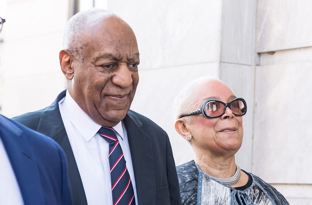bill cosby s wife camille reportedly moved out aol entertainment