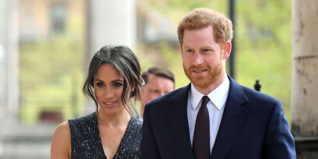 Qui sont les invités attendus au mariage du prince Harry et Meghan Markle