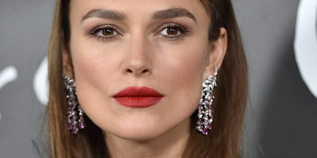 Keira Knightley à Beverly HIlls le 14 septembre 2018.