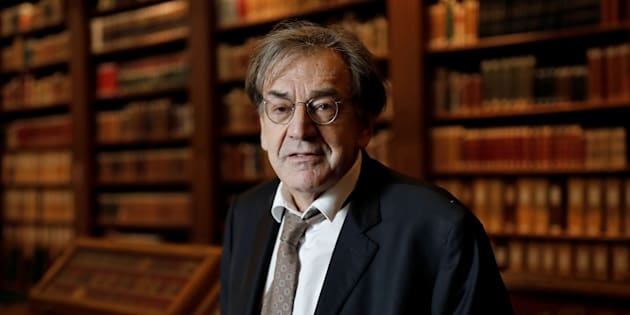 Alain Finkielkraut se trompe de candidat! REUTERS/Benoit Tessier