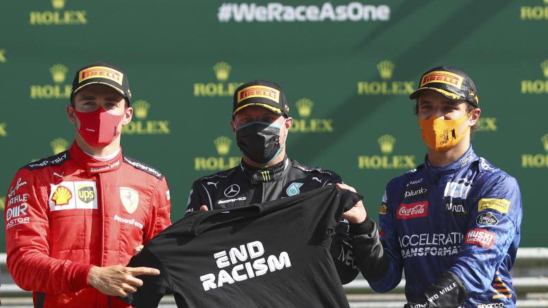 Valtteri Bottas wins F1's season-opening Austrian GP | Autoblog