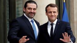 Macron réunit les grandes puissances mondiales à Paris pour soutenir Saad Hariri et le