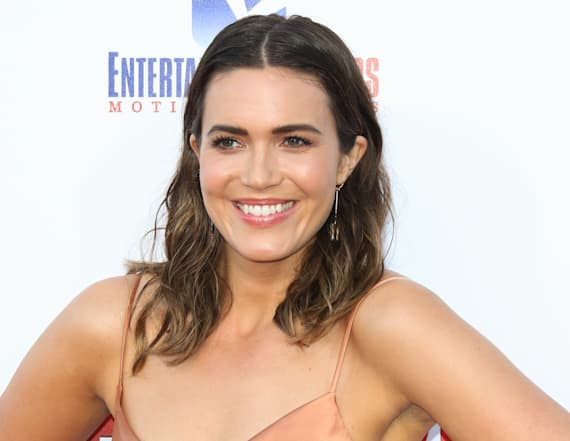 Mandy Moore launched the chicest home decor line