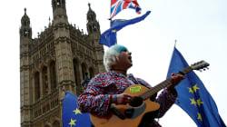 Las protestas en Westminster, símbolo de la división en la sociedad