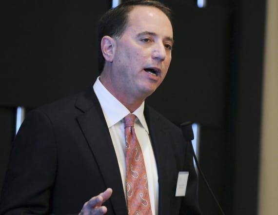 Wall St. CEO calls out men amid #MeToo era