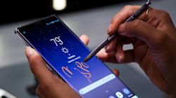 Promete que éste no explotará: Samsung presenta el nuevo Galaxy Note
