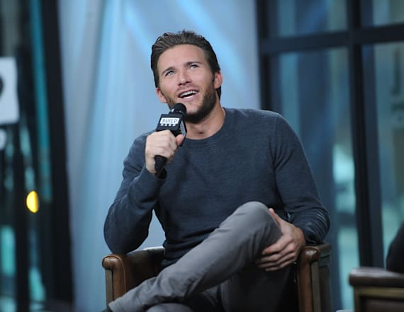 Scott Eastwood on a cause that is close to his heart