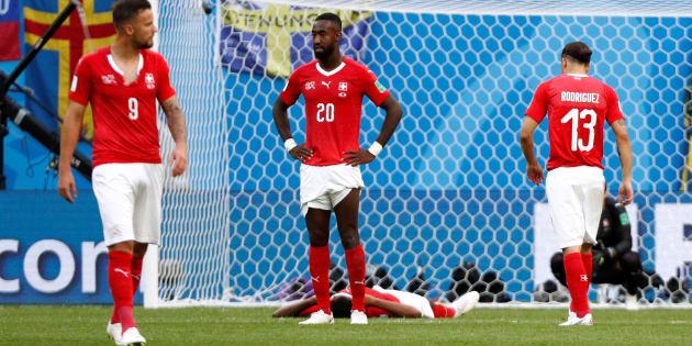 Suiza es el séptimo equipo eliminado