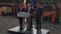 Québec investit 59,8 M$ pour l'usine d'eau