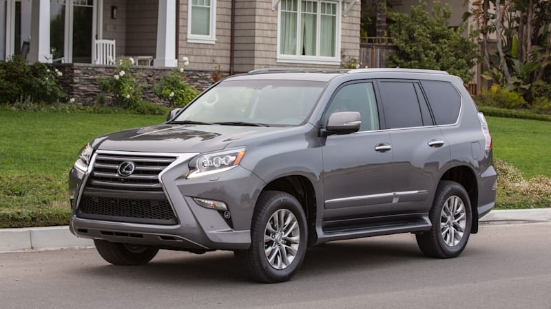 2018 Lexus Gx 460 Is A Rugged But Dated Old School Suv