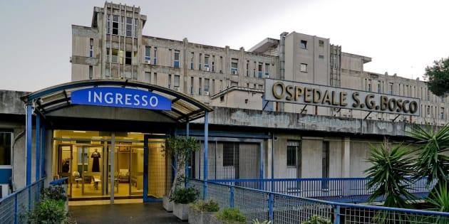Napoli, chiuso pronto soccorso dell