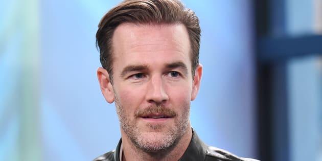 """L'acteur de """"Dawson"""" James Van Der Beek révèle avoir été agressé sexuellement par """"des hommes puissants"""""""
