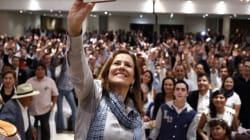 Cadena estadounidense llama a Margarita Zavala 'Hillary Clinton