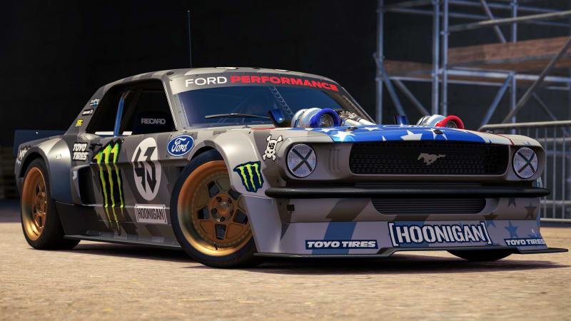 Cost Of Hoonigan Mustang