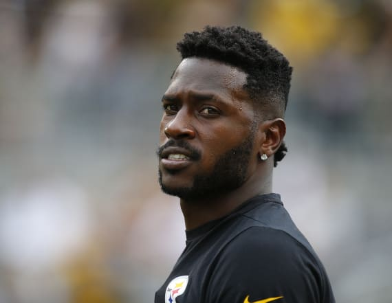 Oddsmaker reveals favorite to land Antonio Brown