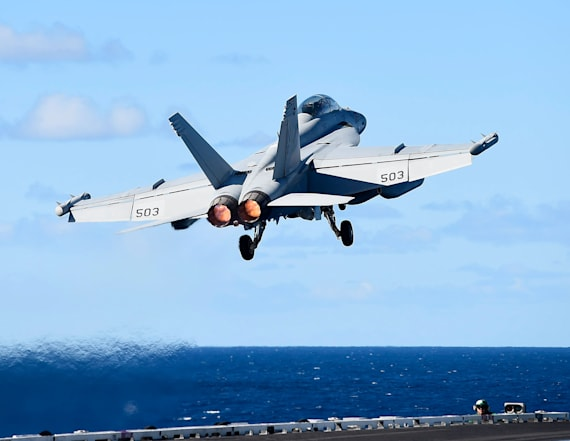 US officials: Chinese jets intercept US plane