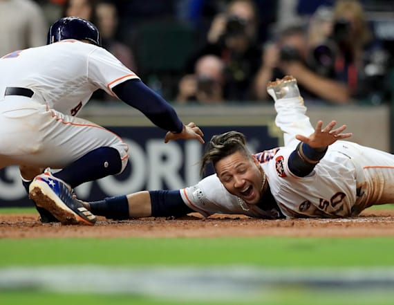 Astros defeat Yankees, move on to World Series