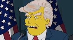D'oh! 'The Simpsons' Predicted Donald Trump's Victory 16 Years