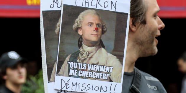 Alexandre Benalla, le pire cauchemar du couple Macron?