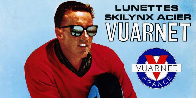 Mort du skieur Jean Vuarnet, champion olympique qui a donné son nom à une marque de lunettes