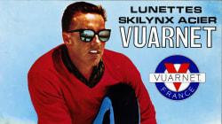 Mort du skieur Jean Vuarnet, champion olympique qui a donné son nom à une marque de