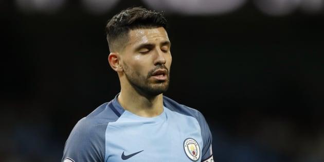 Le footballeur Sergio Agüero blessé dans un accident de voiture