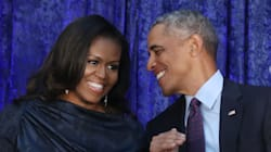 See Barack And Michelle Obama's Official