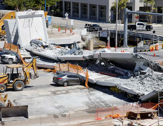 First lawsuit filed in wake of FIU bridge collapse
