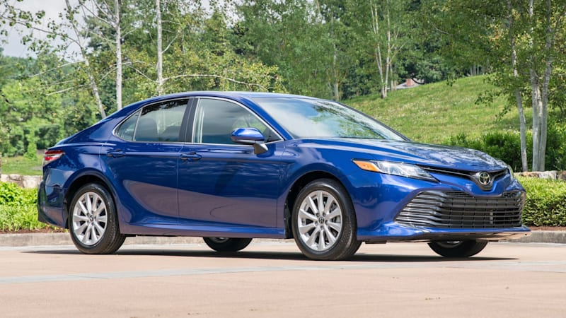 2019 Toyota Camry Review and Buying Guide