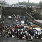 Kolkata Bridge Collapse: 1 Dead, 25 Injured As Opposition Blames TMC For