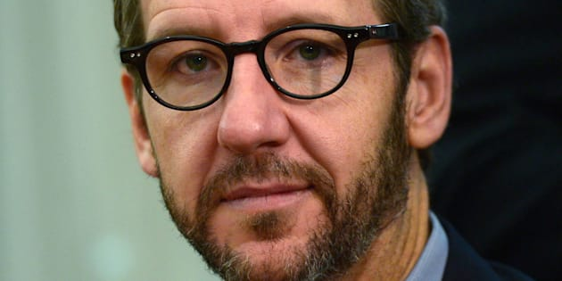 Photo d'archives de Gerald Butts.