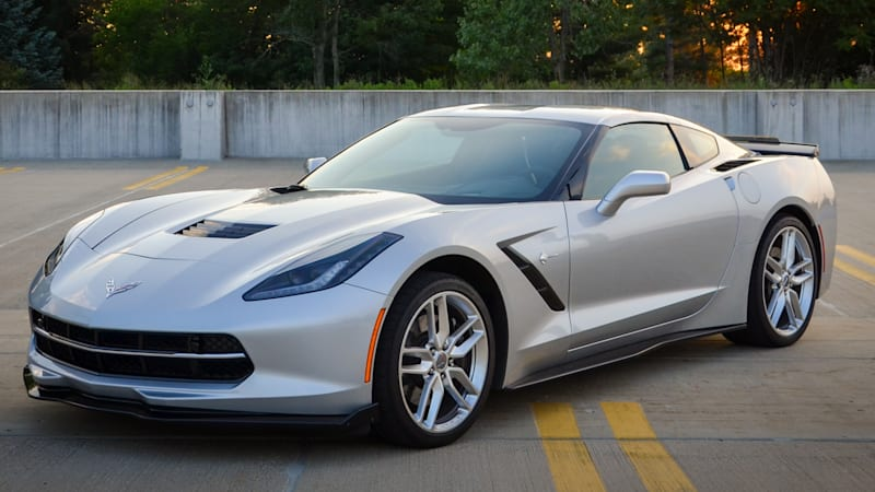 2019 Chevy Corvette Stingray Z51 Drivers