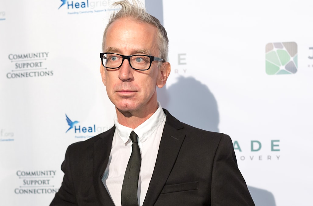 police arrest man in attack on comedian andy dick