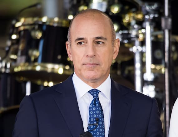 Matt Lauer accuser's lawyer speaks out on 'Today'