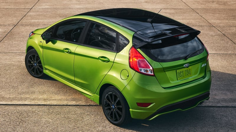2019 ford fiesta st line coming to america autoblog. Black Bedroom Furniture Sets. Home Design Ideas