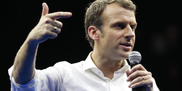 La HATVP n'a rien à redire sur la déclaration de patrimoine d'Emmanuel Macron faite en 2014.
